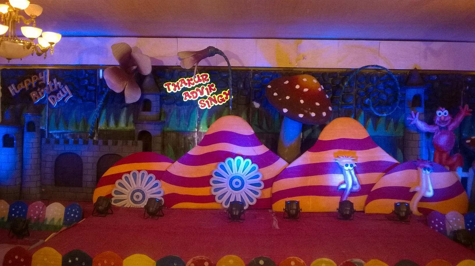 Theme Birthday party organizers in Warangal and Hanmakonda