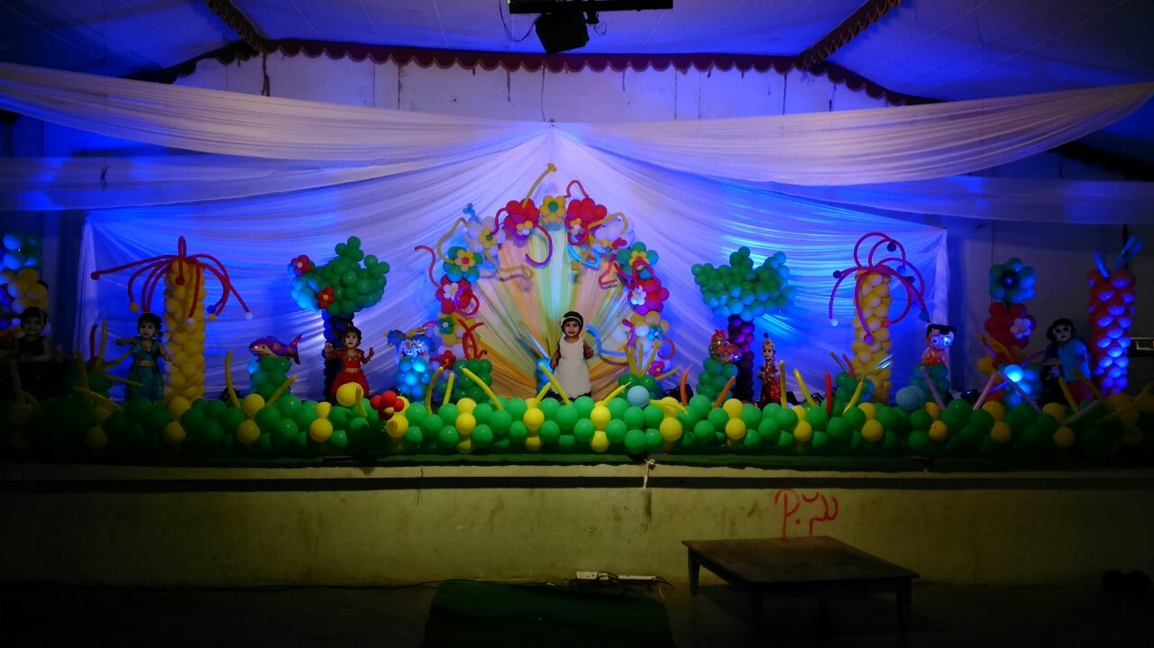 Birthday party organizers and event decorators in Vijayawada