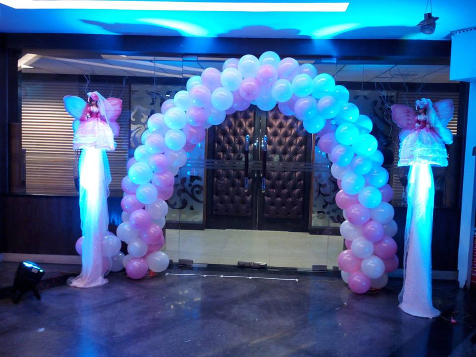 birthday party stage decorations in warangal and hanmakonda