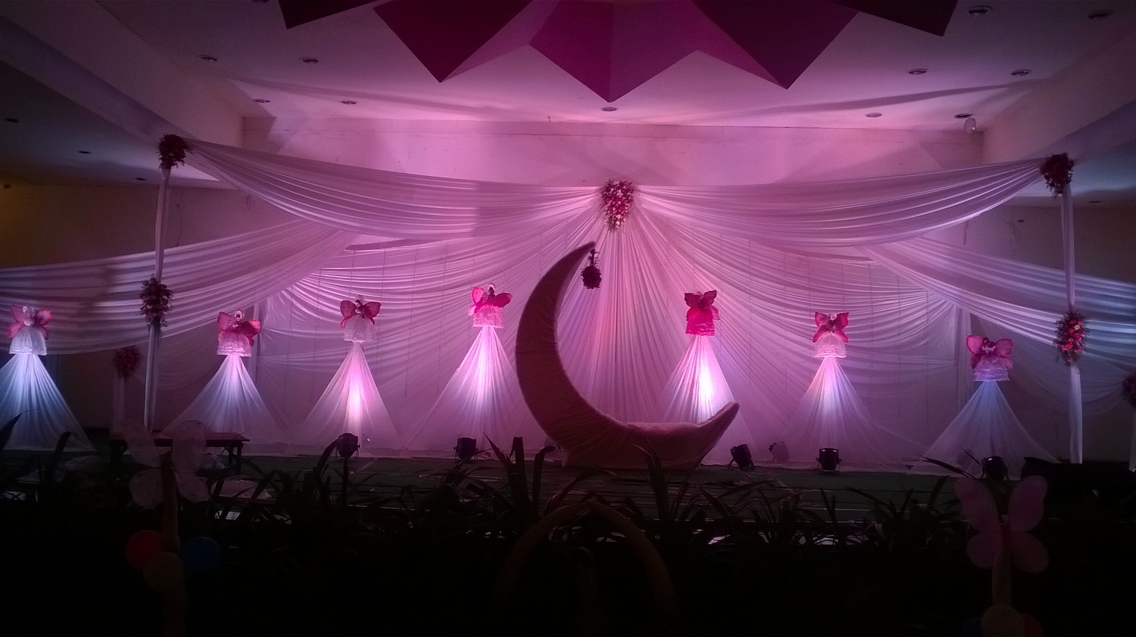 Saree function organizers and cradle ceremony organizers in